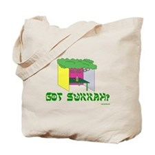 Jewish Holiday Got Sukkah Tote Bag