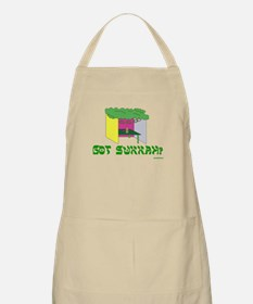 Jewish Holiday Got Sukkah BBQ Apron