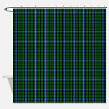 MacIntyre Scottish Tartan Shower Curtain