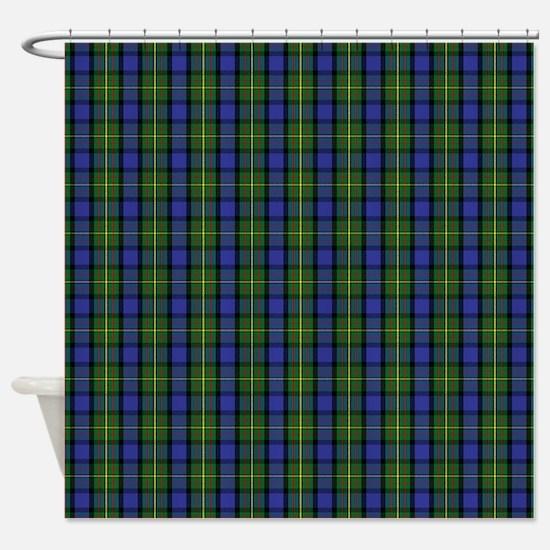 MacLaren Scottish Tartan Shower Curtain