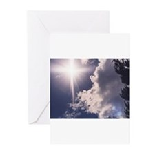 Funny Clouds Greeting Cards (Pk of 20)