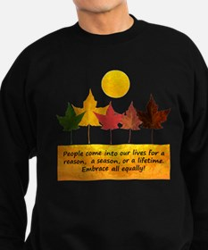 Unique Autumn leaves Sweatshirt