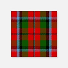 MacNaughton Scottish Tartan Sticker