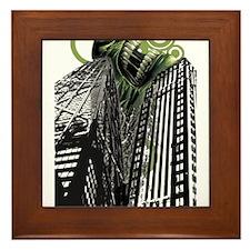 HULK BORN Framed Tile