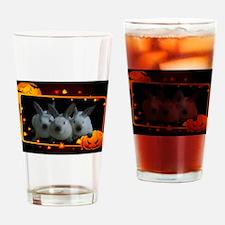 Halloween Himis Drinking Glass