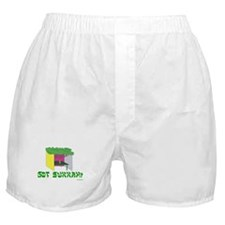 Jewish Holiday Got Sukkah Boxer Shorts