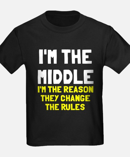 I'm the middle change rules T