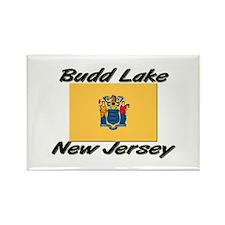 Budd Lake New Jersey Rectangle Magnet