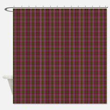 MacRae Scottish Tartan Shower Curtain