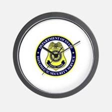 DEPT OF STATE - DIPLOMATIC SECURITY SER Wall Clock