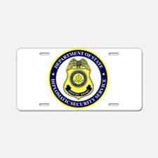 DEPT OF STATE - DIPLOMATIC Aluminum License Plate