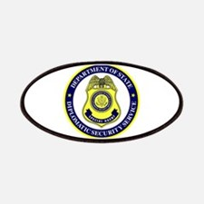 DEPT OF STATE - DIPLOMATIC SECURITY SERVICE Patch