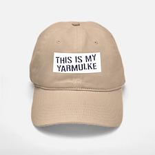Yarmulke Baseball Baseball Cap