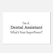 Dental Assistant Postcards (Package of 8)