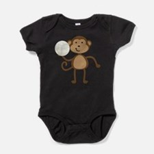 Funny Volleyball kids and Baby Bodysuit