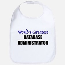 Worlds Greatest DATABASE ADMINISTRATOR Bib