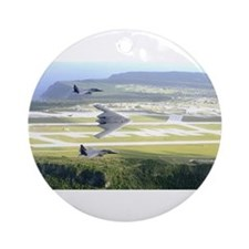Spirit of Guam Ornament (Round)