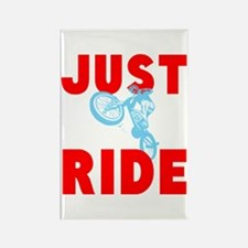 JUST RIDE Magnets