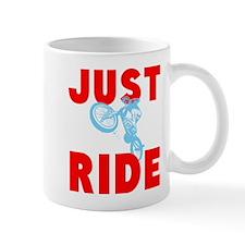 JUST RIDE Mugs