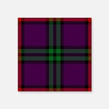 Montgomery Scottish Tartan Sticker