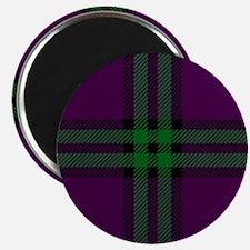 Montgomery Scottish Tartan Magnets
