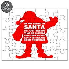 Unique Kris kringle Puzzle