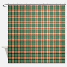 Pollock Scottish Tartan Shower Curtain