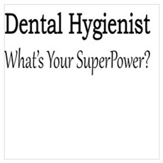 Dental Hygienist Poster