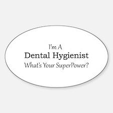 Dental Hygienist Decal