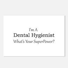 Dental Hygienist Postcards (Package of 8)