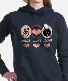 Cute Funny pin Women's Hooded Sweatshirt
