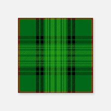 Ross Scottish Tartan Sticker
