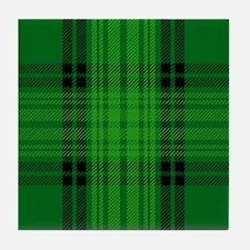 Ross Scottish Tartan Tile Coaster