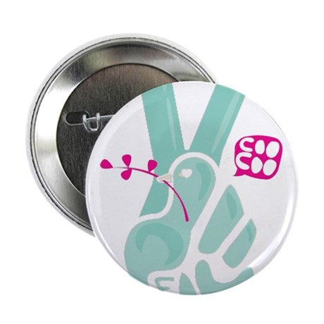 "COO COO 2.25"" Button (10 pack)"