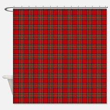 Royal Stewart Tartan Shower Curtain