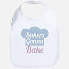 Bakers Gonna Bake Bib