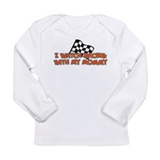 Cute Racing jeff gordon Long Sleeve Infant T-Shirt