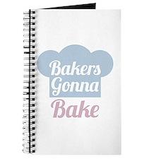 Bakers Gonna Bake Journal