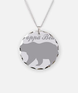Poppa Bear Necklace
