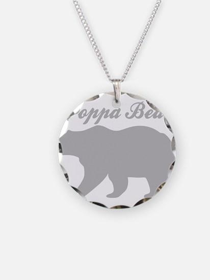 Poppa Bear Necklace
