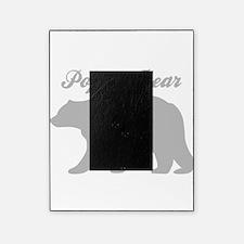 Poppa Bear Picture Frame