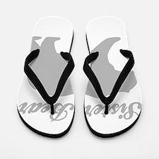 Sister Bear Flip Flops