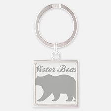 Sister Bear Keychains