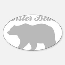 Sister Bear Decal