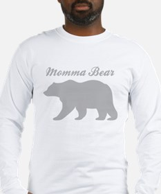 Momma Bear Long Sleeve T-Shirt