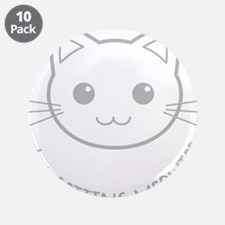 "Im Getting Meowied 3.5"" Button (10 pack)"