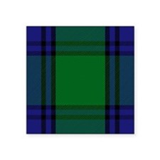 Shaw Scottish Tartan Sticker