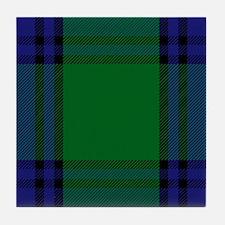 Shaw Scottish Tartan Tile Coaster