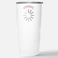 Unique Video loading Travel Mug