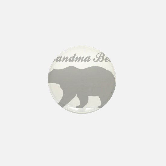 Grandma Bear Mini Button